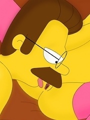 Most decent guy from Simpsons series pleases Lisa